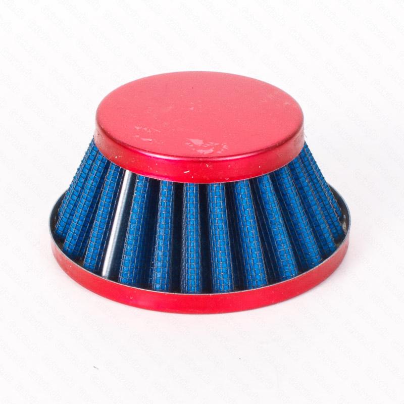 Geiwiz Luftfilter Powerfilter 38mm rot