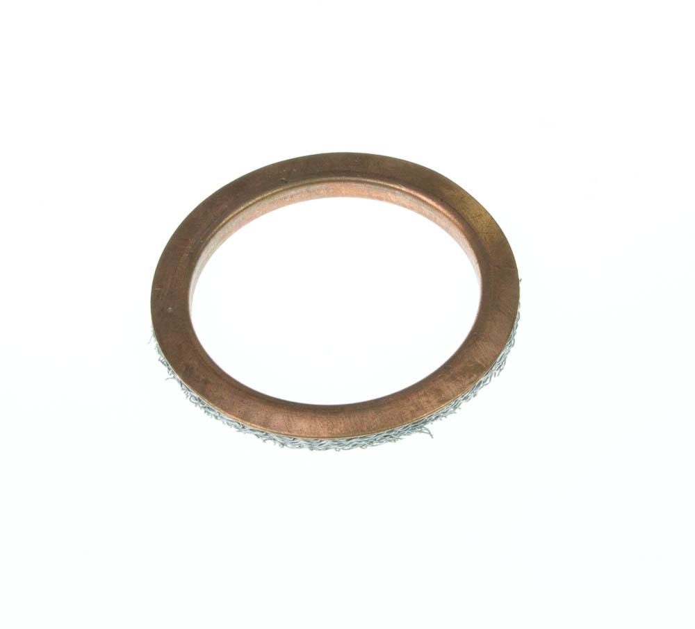 Krümmerdichtung Alu//Kupfer Außen//Innen//Höhe Auspuffdichtung 44 0 x 37 5 x 3 5