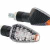 Lampa Tuareg, LED-Blinkerset - 12V LED - Carbondesign