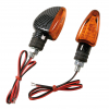 Lampa Arrow 12V LED Blinker Set Carbon Design